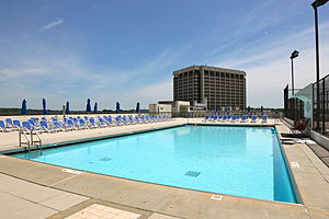 Trump Tower (White Plains) - Trump Tower Swimming Pool