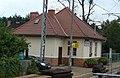 Trzciniec, railway station.JPG
