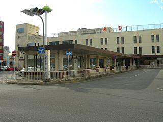 Tsu Station Railway station in Tsu, Mie Prefecture, Japan