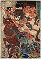 Tsuzoku sangokushi eiyu no ichinin 通俗三国志英雄上壹人 (Heroes of the Popular History of the Three Kingdoms) (BM 2008,3037.05405).jpg