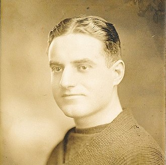 1924 Vanderbilt Commodores football team - Captain Tuck Kelly
