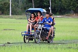 Auto rickshaw - Wikipedia