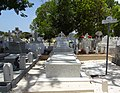 Tumba de Héctor Lavoe, Cementerio Civil de Ponce, Bo. Portugués Urbano, Ponce, Puerto Rico, mirando al oeste (DSC01432A).jpg