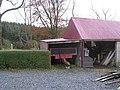 Turf Shed, Errigle - geograph.org.uk - 1046326.jpg