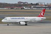 TC-JPJ - A320 - Turkish Airlines