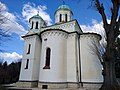 Tuzla - Saint George Serbian Orthodox church 2 (2019).jpg
