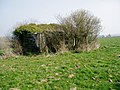 Type 24 Pillbox, Bagley Hill - geograph.org.uk - 1255309.jpg