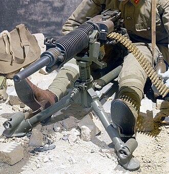 Type 92 heavy machine gun - Type 92 Japanese machine gun
