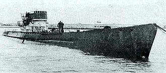 German submarine U-530 - Image: U 530