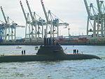 U-Boot S184 U34 (Submarine, 2007).jpg