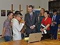 U.S. Ambassador Daniel Kritenbrink and U.S. Consul General Mary Tarnowka visit the Maker Innovation Space in Danang (38255991716).jpg