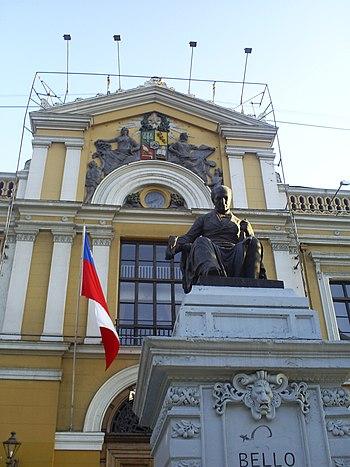 U. de Chile%2C casa de Bello
