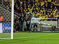 UEFA EURO qualifiers Sweden vs Spain 20191015 David de Gea 7.jpg