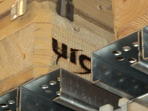 International Union of Railways - Image: UIC pallet marking