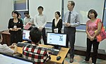 USAID Visits IT Training Program for People with Disabilities at Dong A University (9316999661).jpg