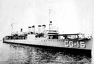 USS Abel P. Upshur (DD-193) - USS Abel Upshur