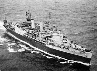 USS <i>Albemarle</i> (AV-5) Curtiss-class seaplane tender ship
