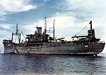 USS Chandeleur (AV-10) at Apia, Samoa, on 20 April 1943 (80-G-K-6985).jpg