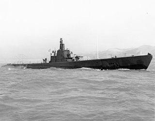 USS <i>Sailfish</i> (SS-192) Sargo-class submarine, originally named Squalus