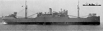 USS Vega (AK-17) - Image: USS Vega (AK 17)