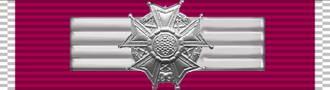 Hans Jesper Helsø - Image: US Legion of Merit Commander ribbon