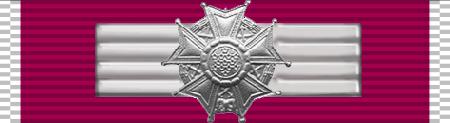 US Legion of Merit Commander ribbon