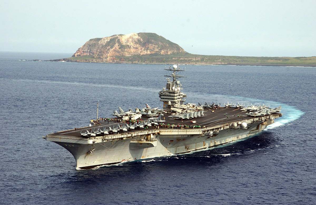 Carrier Strike Group One 114