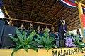 US Navy 090814-N-9689V-001 U.S. and Australian Pacific Partnership 2009 team members take their seats as the master of ceremonies begins Malaita's 26th Anniversary.jpg