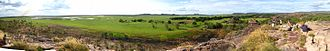 Alligator Rivers - Panorama from Ubirr Rock