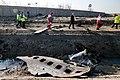 Ukraine Air Boeing 737 Crashes in Southern Tehran 2020-01-08 08.jpg