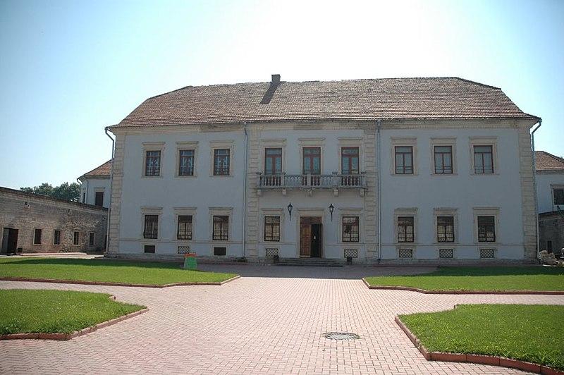 Grafika:Ukraine Zbarazh - palace.jpg