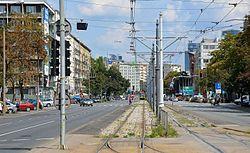 Ulica Grójecka w Warszawie 2014.JPG