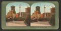 Union Square, San Francisco, showing Dewey Monument, the Call and Dana Bldgs, from Robert N. Dennis collection of stereoscopic views.png