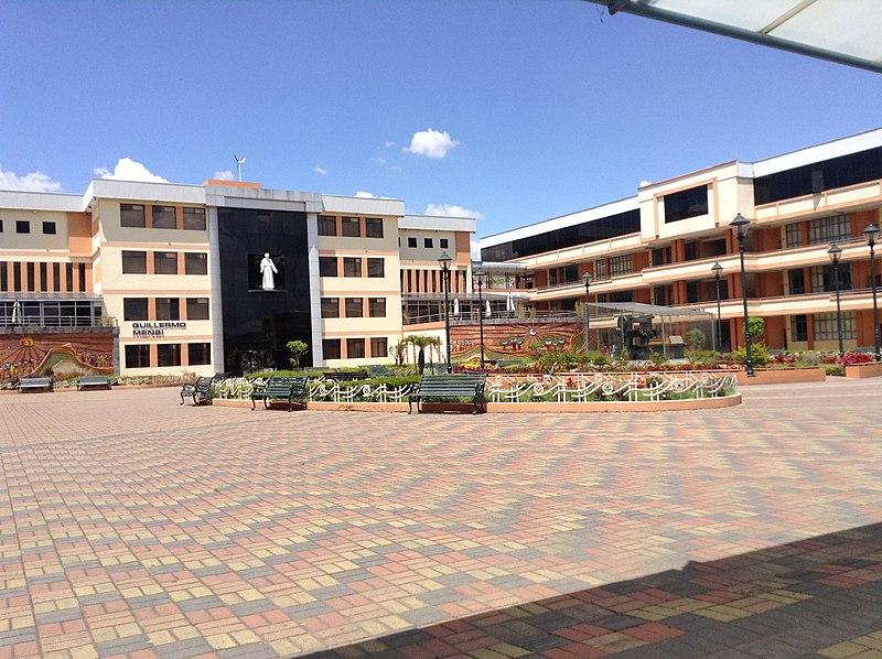 Universidad Politécnica Salesiana, Cuenca Ecuador 01.JPG