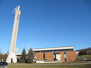 Université de Sherbrooke - Energy central