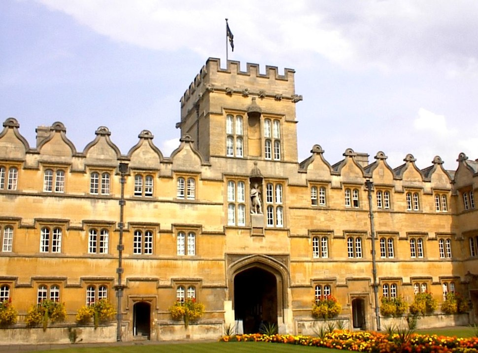 University College Oxford