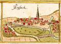 Unterweissach, Weissach im Tal, Andreas Kieser.png