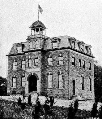 Kenilworth, New Jersey - Upsala College