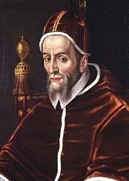 Pope Urban VII, the shortest-reigning pope Urban VII.jpg