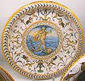 Urbino, atelier fontana, nettuno e grottesche, 1560-75 ca..JPG