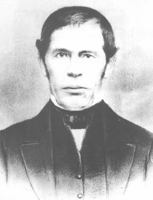 Uriah A. Boyden - Uriah Boyden, about 1845