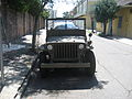 Ursulines Street French Quarter Aug 2009 Jeep Front.JPG