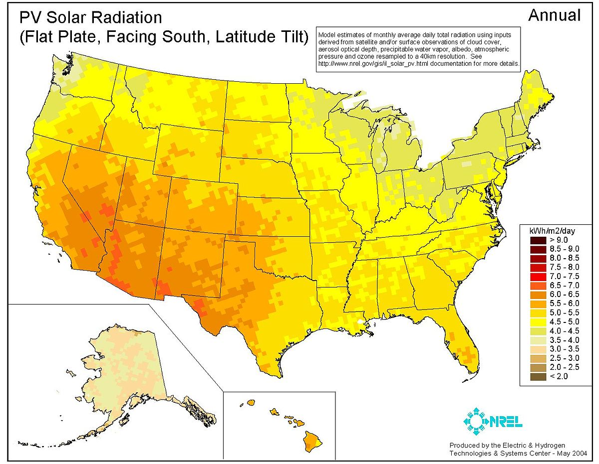 Solar Power In Missouri Wikipedia