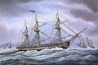 USS <i>President</i> (1800) ship