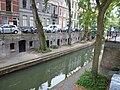 Utrecht Rijksmonument 356287 werfmuren, Nieuwe Gracht.JPG