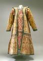 Västmongolisk dräkt från 1700 cirka - Livrustkammaren - 73237.tif