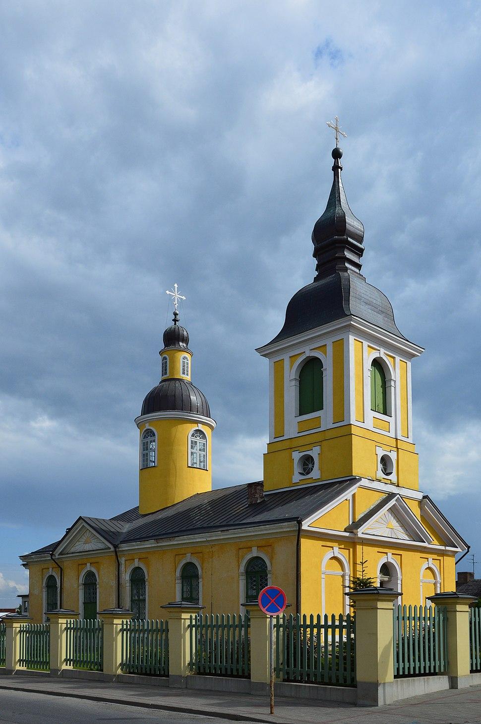 Võru Suurkannataja Ekaterina kirik 2013