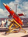 VC-1 MQM-74A target drone on launch pad.jpg