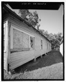 VIEWOF SIDE LOOKING WEST - 912 Oak Street (House), , Waycross, Ware County, GA HABS GA-2225-5.tif