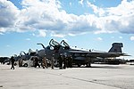 VMAQT-1 Marines conduct historic fly-by, lauded for excellence 141016-M-BN069-004.jpg